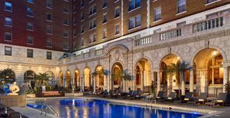 圣路易斯查斯公园广场圣淘沙集团酒店 - 圣路易斯 - 游泳池