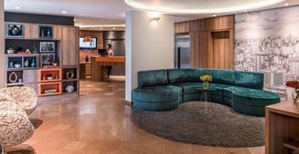 圣保罗阿拉梅达斯美居酒店 - 圣保罗 - 休息厅