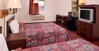 阿比林边境酒店 - 阿比林 - 睡房