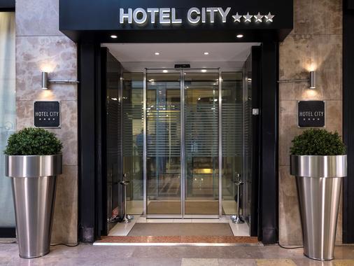 贝斯特韦斯特城市酒店 - 米兰 - 建筑