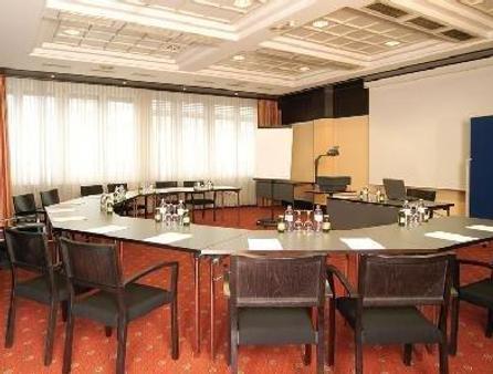 奥地利时髦酒店 - 欧洲格拉兹豪普巴恩霍夫 - 格拉茨 - 会议室