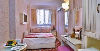 桑特福酒店 - 伊斯坦布尔 - 睡房