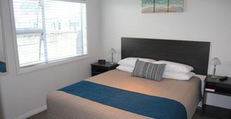 菲茨罗伊海滩汽车旅馆 - 新普利茅斯 - 睡房