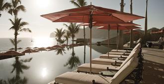 庄园海滩俱乐部及公寓 - 卡波圣卢卡斯 - 游泳池