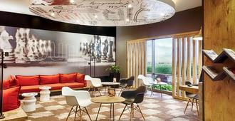 宜必思伊斯坦布尔酒店 - 伊斯坦布尔 - 休息厅