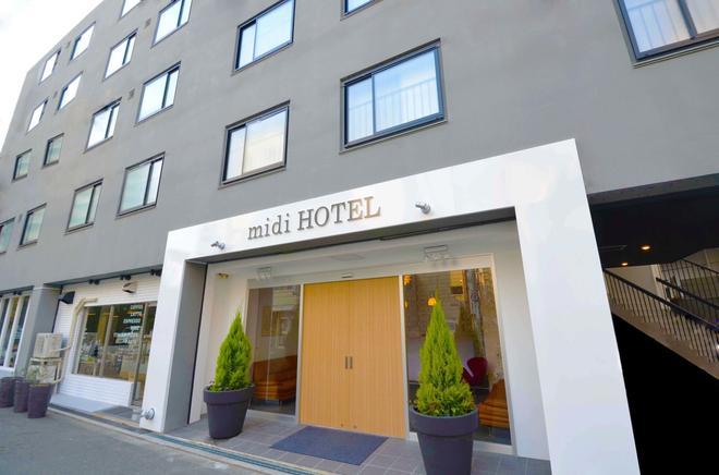 大阪迷迪酒店 - 大阪 - 建筑