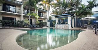 珊瑚岛度假村汽车旅馆 - 麦凯 - 游泳池