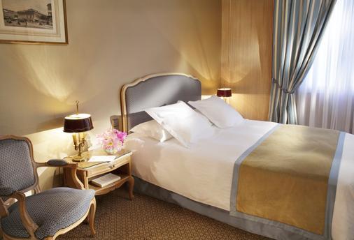 伊特莱尔辉煌饭店 - 巴黎 - 睡房