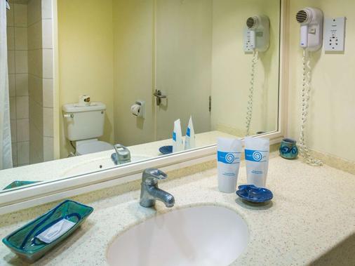 罗斯特热瓦酒店 - 布里奇敦 - 浴室