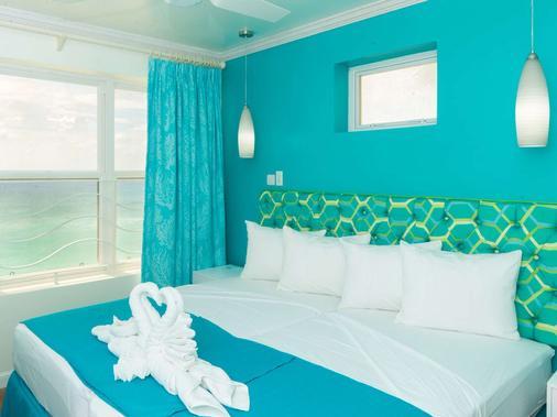 罗斯特热瓦酒店 - 布里奇敦 - 睡房