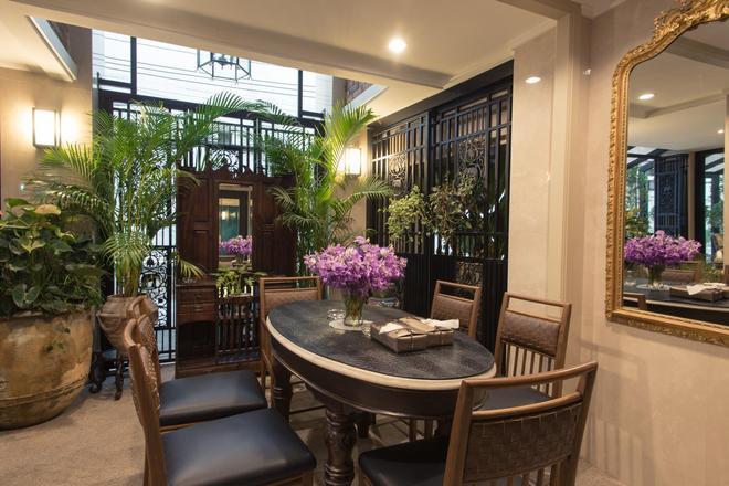 莎拉的酒店 - 曼谷 - 餐厅