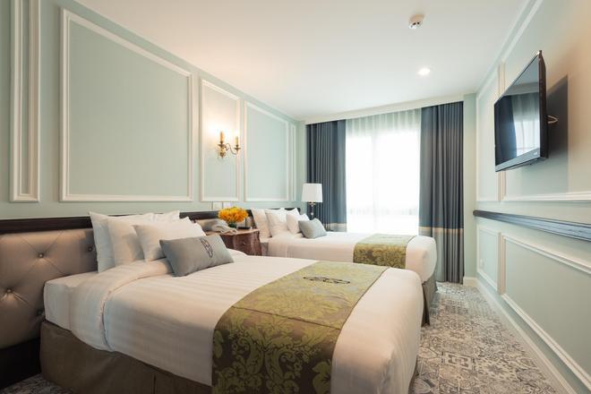 莎拉的酒店 - 曼谷 - 睡房