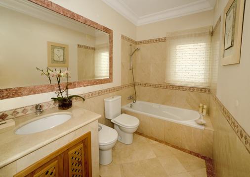 帕尔海瑞村酒店 - 丰沙尔 - 浴室