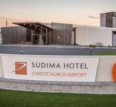 苏迪玛基督城机场酒店