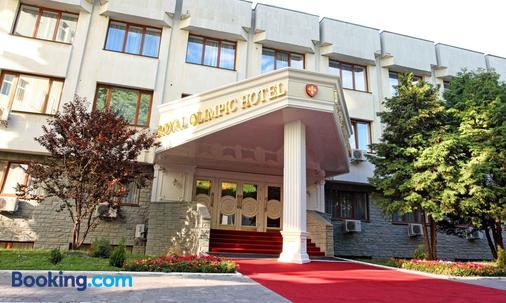 皇家奥林匹克酒店 - 基辅 - 建筑