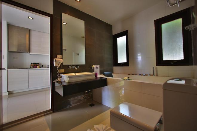 瑞普雷泳池别墅 - 苏梅岛 - 浴室