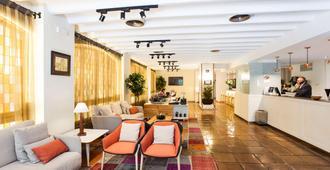 加泰罗尼亚佛罗里达布兰卡伯爵酒店 - 穆尔西亚 - 大厅