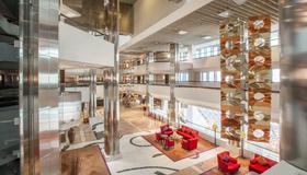 迪拜迪尔拉皇冠假日酒店 - 迪拜 - 大厅