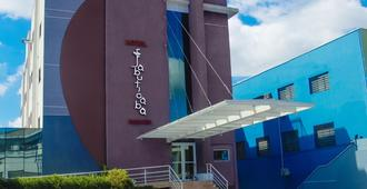 雅布提卡巴酒店 - 圣保罗 - 建筑