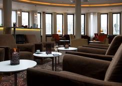 马尔默市斯堪迪克酒店 - 马尔默 - 休息厅