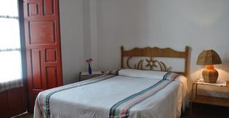 圣奥古斯丁旅馆 - 帕茨夸罗 - 睡房