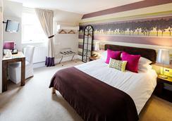 维多利亚酒店 - 伦敦 - 睡房