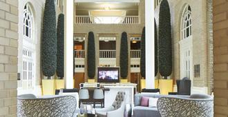 佐治亚路台酒店 - 亚特兰大 - 休息厅