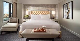 波士顿文华东方酒店 - 波士顿 - 睡房