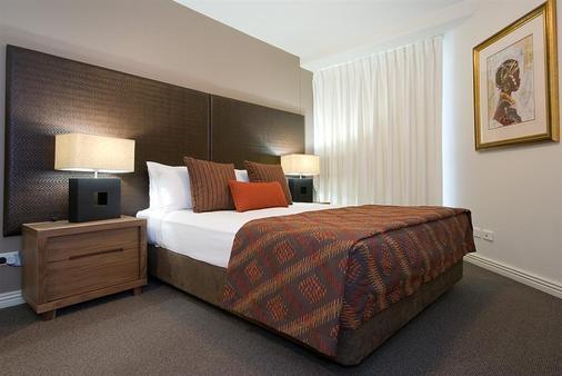 桑给巴尔曼特拉酒店 - 穆卢拉巴 - 睡房
