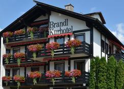布兰德尔酒店 - 巴特沃里斯霍芬 - 建筑