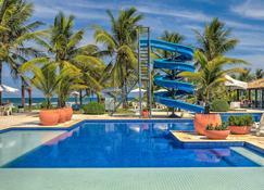 普拉亚德索尔酒店 - 伊列乌斯 - 游泳池