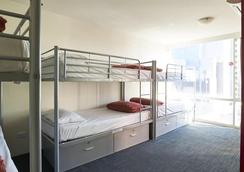 圣基尔达背包基地酒店 - 墨尔本 - 睡房