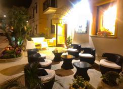阿拉巴凤凰酒店 - 圣维托洛卡波 - 睡房