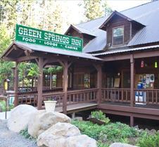 绿色温泉酒店
