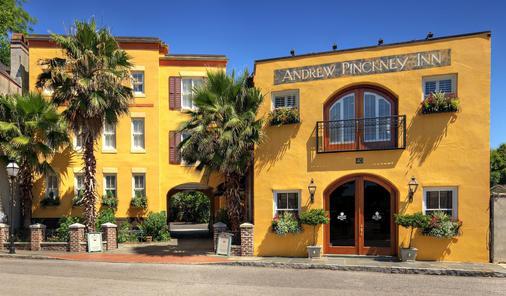 安德鲁平克尼酒店 - 查尔斯顿 - 建筑