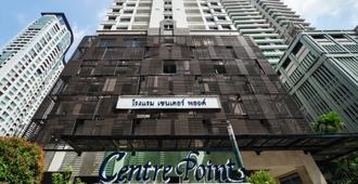 奇德伦中心站酒店 - 曼谷 - 建筑
