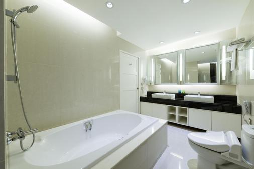奇德伦中心站酒店 - 曼谷 - 浴室