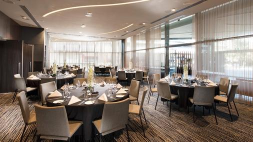 墨尔本南码头希尔顿酒店 - 墨尔本 - 宴会厅