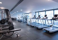 墨尔本南码头希尔顿酒店 - 墨尔本 - 健身房