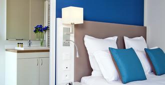 巴黎里昂火车站雷希多姆雅克琳娜·德·罗米莉公寓式酒店 - 巴黎 - 睡房