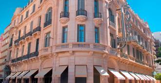 伊斯普兰多萨维酒店 - 罗萨里奥 - 建筑
