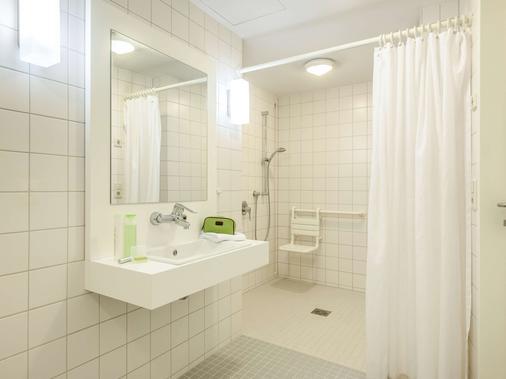宜必思快捷柏林亚历山大广场酒店 - 柏林 - 浴室