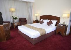 开罗弗拉门戈金色郁金香酒店 - 开罗 - 睡房