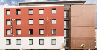 穆尔豪斯中心住宿加早餐酒店 - 米卢斯 - 建筑