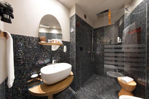 佛罗伦萨酒店 - 贝斯特韦斯特修尔住宿精选酒店 - 维罗纳 - 浴室