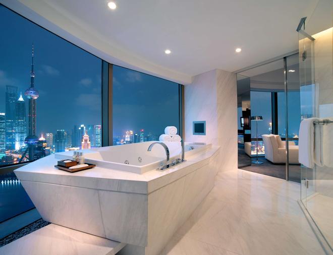 上海外滩茂悦大酒店 - 上海 - 浴室