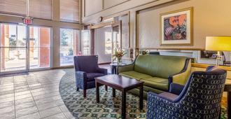 拉斯克鲁塞斯美洲最优价值套房酒店 - 拉斯克鲁塞斯 - 大厅