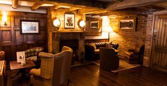 托德维克红狮酒店 - 格林国王旅馆 - 谢菲尔德 - 休息厅