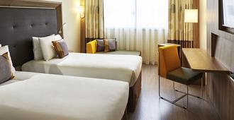 里约热内卢奥林匹克诺富特酒店 - 里约热内卢 - 睡房
