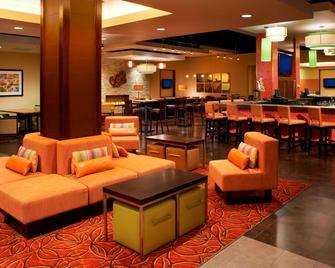 布法罗尼亚加拉万豪酒店 - 阿默斯特(纽约州) - 大厅
